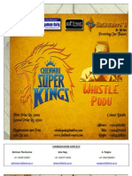 Whistle Podu Concept Document