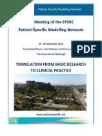 EPSRC Proceedings Edinburgh