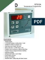 ST312A Kiln Temperature Controller