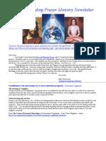 Newsletter NOV 2011