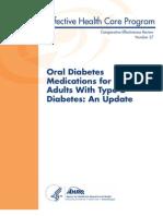 Antidiabeticos Orales 2011
