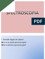 Spectroscopia