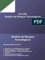 Gestion Riesgos Tecnologicos