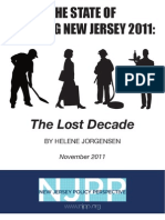 The State of Working New Jersey 2011