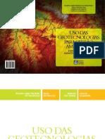 Uso das geotecnologias para gestão ambiental - Experiências na Amazônia Meridional