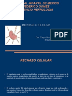 Clase de Rechazo Celular