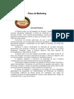 Plano de Marketing - rústica