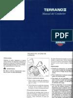 Nissan Terrano II.manual Del Conductor
