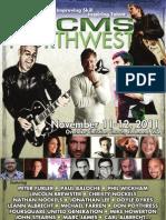 CMS Northwest 2011 - Event Program