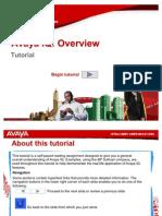 Avaya IQ Overview Tutorial
