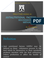 Anti Nutritional Factor Final