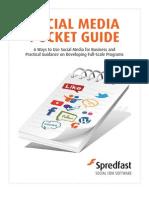 Spredfast Pocket Guide Final