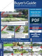 Coldwell Banker Olympia Real Estate Buyers Guide October 29th 2011