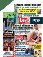 LE BUTEUR PDF du 03/11/2011