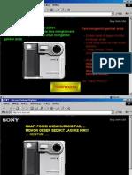 Camera Digital via Computer