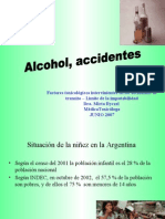 Alcohol Accidentes