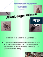 Alcohol y Drogas Modificada Mirta Ryczel