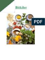 Şifalı Bitkiler ve taslar