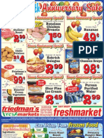 Friedman's Freshmarkets - Weekly Ad - November 3 - November 7, 2011