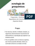 Agroquímica - Aspectos Gerais