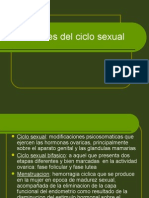 Alteraciones Del Ciclo Sexual