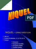 Niquel Cadmio