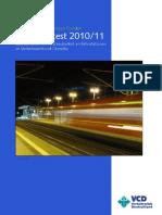 Bahnhofstest Verkehrsverbund Oberelbe VVO VCD