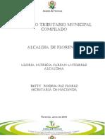 Estatuto rio Municipal Compilado Junio 2009