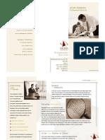 eCom Professional Services Brochure