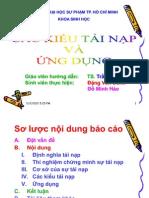 Cac Kieu Tai Nap Va Ung Dung