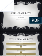Science of Love - Summary