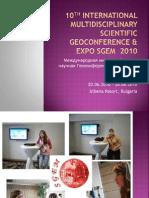 SGEM 2010