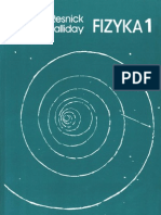 Fizyka Resnick-Halliday t1