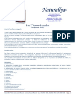 Pau D´ Arco - Lapacho