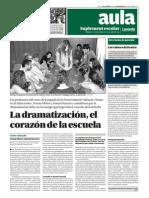 Dramatizacion Corazon Escuela 2011-11-09 Aula Levante