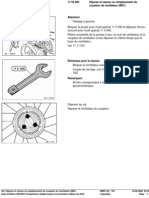 RA Dépose Et Repose Ou Rem Placement Du Coupleur de Ventilateur (M51)