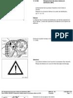 RA Rem Placement Des Deux Chaînes de Distribution (M51)