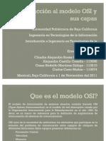 Introducción al modelo OSI y sus capas