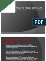 Metabolismo Japonés EXPOSICION PRACTICAS 1