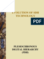 TCIL 14 Evolution of SDH Technology