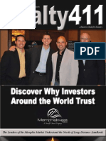 Realty411 Vol. 4, No. 1 - The Real Estate Investor's Magazine
