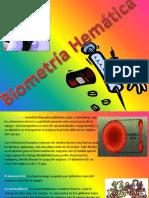 Biometria HEMATICA ESE
