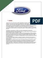 La Ford Parte Uno