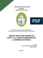 ProyectoFinal DSS Dirza Salazar