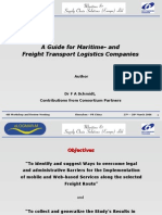 Guide for Maritime and Freight Transport Companies