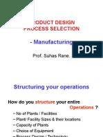 Prod Dsg,Process Analysis