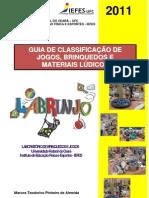 Guia de Classificao de Jogos e Brinquedos Do Labrinjo 2