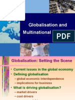 Global is at Ion and Multinational Business