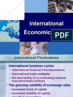 International Economic Policy