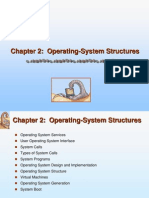 Operating Systems Galvin Ch2